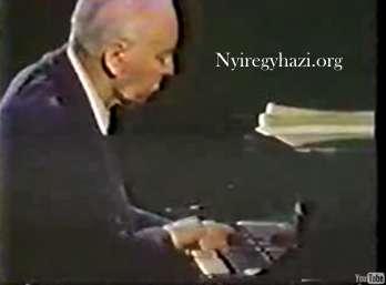Ervin Nyiregyhazi on YouTube